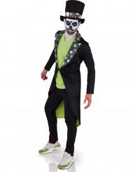 Déguisement Dia de los muertos homme Halloween