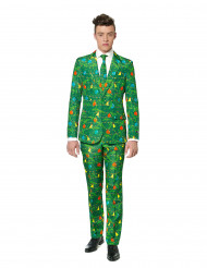 Costume Mr. Sapin vert homme Suitmeister™