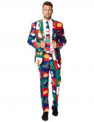 Costume Noël rapiécé homme Opposuits™