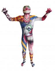 Déguisement clown effrayant enfant Morphsuits™ Halloween
