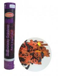 Canon à confettis papier 30 cm Halloween