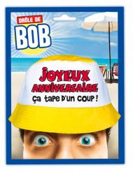 Bob message Joyeux Anniversaire adulte