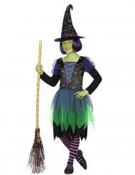 Déguisement sorcière lunaire fille Halloween
