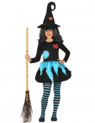 Déguisement original sorcière fille Halloween