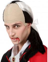 Perruque front dégarni vampire homme Halloween