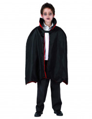 Cape de vampire garçon 66cm Halloween