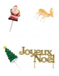 Kit bûche de Noël