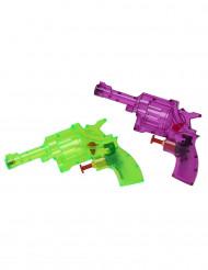 2 Pistolets à eau aléatoire 16 x 10 cm