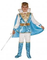 Déguisement prince bleu garçon