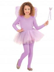 Kit princesse des fées violet enfant