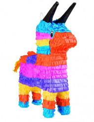 Pinata petit cheval multicolore