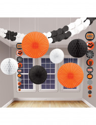 Kit de 9 décorations Halloween Tendance