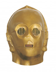 Masque souple C3PO™ adulte - Star Wars™