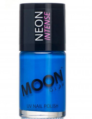 Vernis à ongles bleu UV 15 ml Moonglow ©
