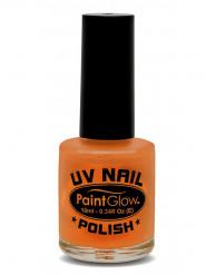 Vernis à ongles orange UV 10 ml