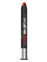 Crayon maquillage faux sang Halloween UV 2,5 g
