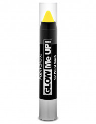 Crayon maquillage jaune fluo UV 3 g Moonglow©