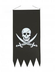 Drapeau pirate tête de mort