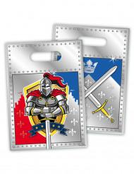 8 Sachets de Fêtes chevaliers