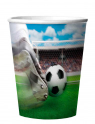 4 Gobelets Football 266ml