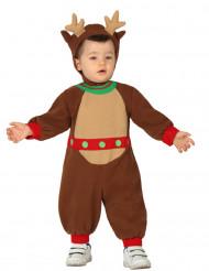 Déguisement petit renne bébé Noël