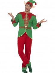 Déguisement lutin magique homme Noël