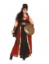 Déguisement guerrière grecque femme