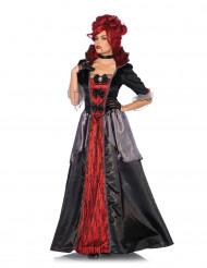 Déguisement comtesse baroque vampire femme