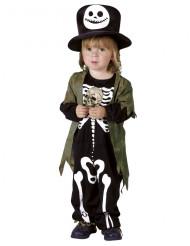 Déguisement squelette de la nuit enfant Halloween