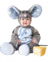 Déguisement souris grise pour bébé - Luxe