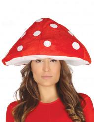 Chapeau champignon amanite tue mouche adulte