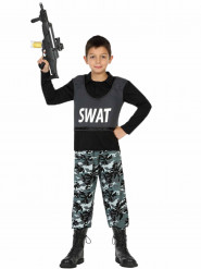 Déguisement SWAT militaire garçon