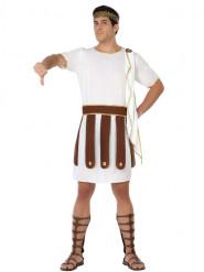 Déguisement romain blanc homme