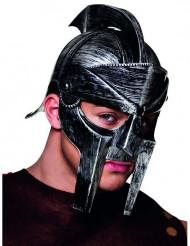 Casque armure gladiateur adulte