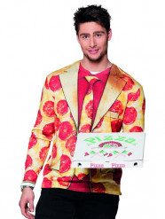 T-shirt Mr Pizza homme