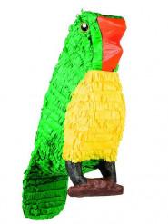 Piñata perroquet vert 42 X 54 cm