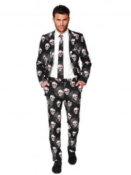 Costume Tête de mort Opposuits™ homme