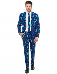 Costume Sapins bleus royals Opposuits™ homme