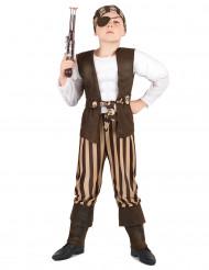 Déguisement pirate musclé enfants