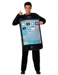 Déguisement Smartphone adultes