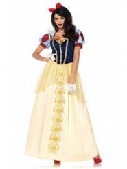 Déguisement princesse conte de fées luxe femme