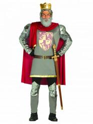 Déguisement roi des chevaliers homme