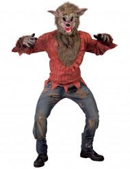 Déguisement méchant loup adulte
