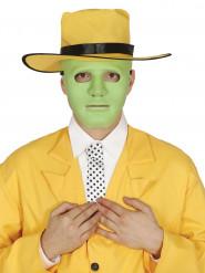 Masque vert adulte