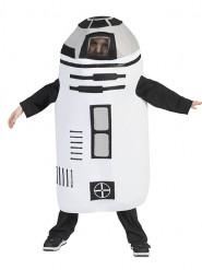 Déguisement petit robot blanc enfant