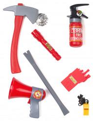 Kit accessoires pompier enfant