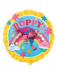 Ballon aluminium Poppy Trolls™ 43 cm