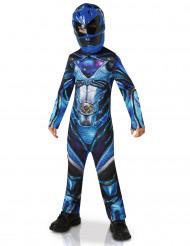 Déguisement classique Power Rangers™ Bleu enfant