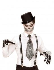 Bretelles os adulte Halloween