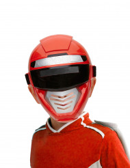 Masque power robot rouge enfant